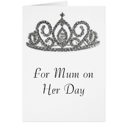 Mum's Day Mothering Day Greeting Cards