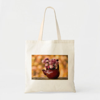 Mums in a Teapot Photo Tote Bag