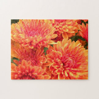 Mums in Bloom Jigsaw Puzzle