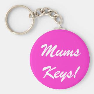 Mums Keys! Keychains