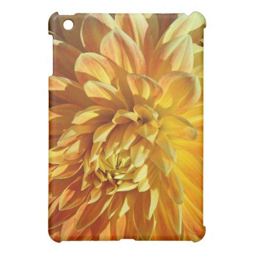 Mums the Word Lush Golden Blossom iPad Mini Cases