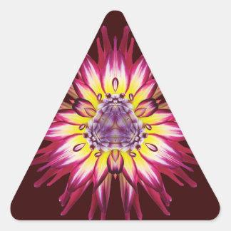 MumStar 3 Triangle Sticker