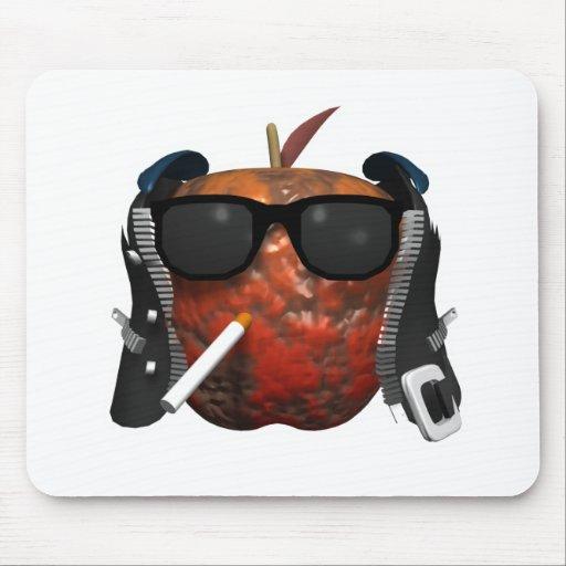 Mún Apple Alfombrillas De Ratón