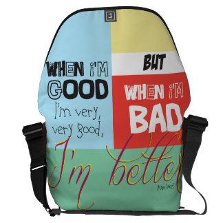 Mún bolso de la idea bolsas messenger