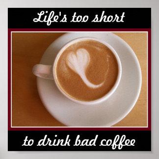 Mún café poster