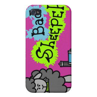 Mún caso de Sheepeh Spraypaint iPhone 4/4S Funda
