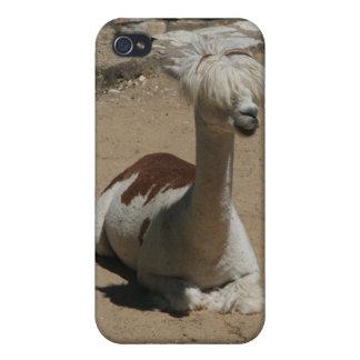 Mún caso del iphone 4 del día del pelo iPhone 4 carcasa