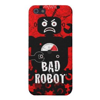 Mún caso del iPhone G4 del robot iPhone 5 Carcasas