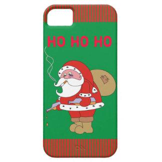 Mún caso divertido del iPhone 5 de Navidad del Funda Para iPhone SE/5/5s