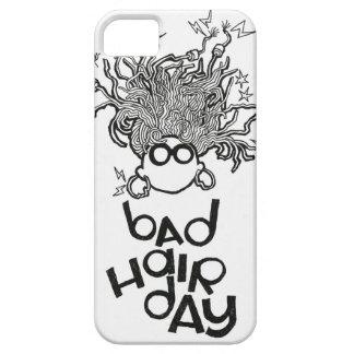 Mún día del pelo funda para iPhone SE/5/5s