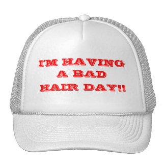 Mún día del pelo gorro