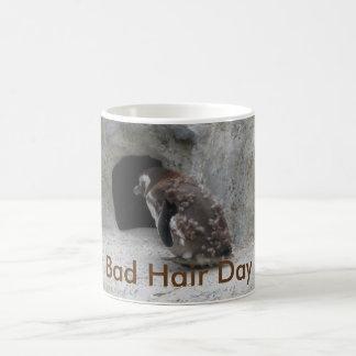 Mún día del pelo taza