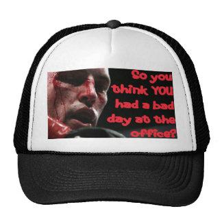 """""""Mún día en gorra de la oficina"""""""