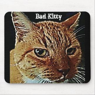 Mún gatito tapetes de ratones