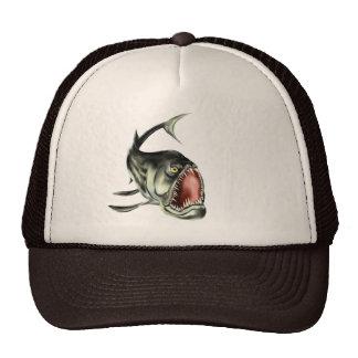 Mún gorra grande de los pescados