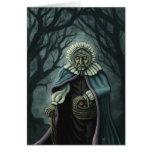 mún greetingcard del arte de la fantasía de las ma tarjetas