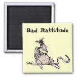 Mún imán de Rattitude