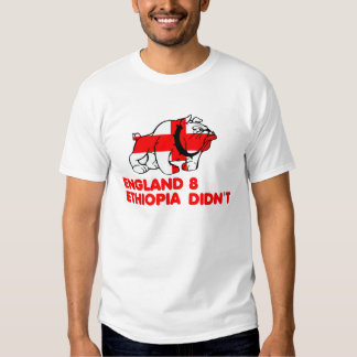 Mún inglés del chiste camisas