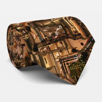 Mún lazo del robot 3 corbata personalizada