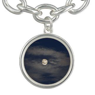 Mún levantamiento de la luna pulseras