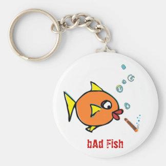 mún llavero de los pescados