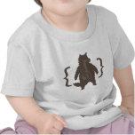 Mún lobo camisetas