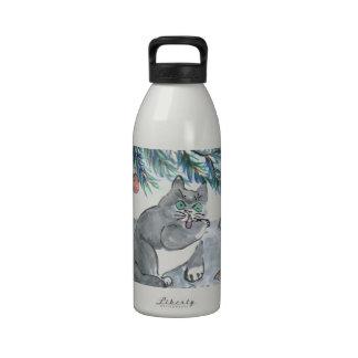 Mún malo de Fred Botella De Agua Reutilizable