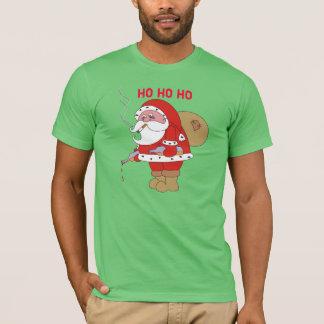 Mún navidad divertido camiseta para hombre,