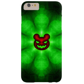 Mún oso funda de iPhone 6 plus barely there