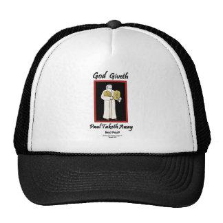 Mún Paul - gorra de béisbol
