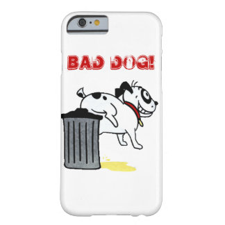 ¡Mún perro! Funda De iPhone 6 Barely There