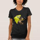 mún plátano camisetas