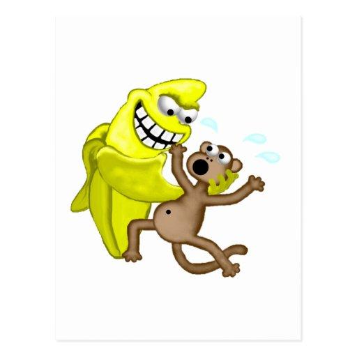 mún plátano postales
