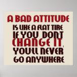 mún poster de la actitud