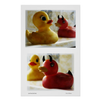 Mún poster del pato del buen pato