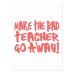 Mún profesor postales