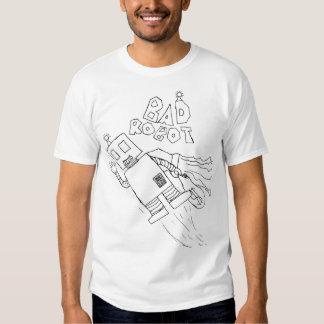 mún robot camisas