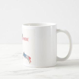 Mún zombi tazas de café