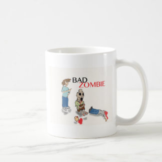 Mún zombi taza