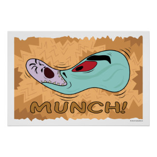 Munch Poster
