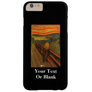 Munch - The Ice Scream Barely There iPhone 6 Plus Case