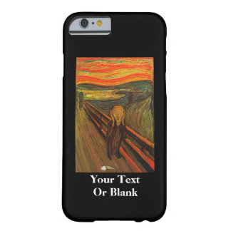 Munch - The Ice Scream Barely There iPhone 6 Case