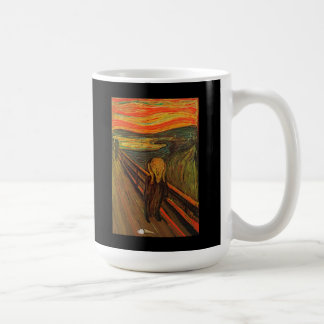 Munch - The Ice Scream Coffee Mug