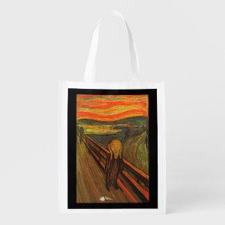 Munch - The Ice Scream Grocery Bag