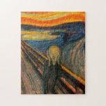 Munch The Scream Puzzle