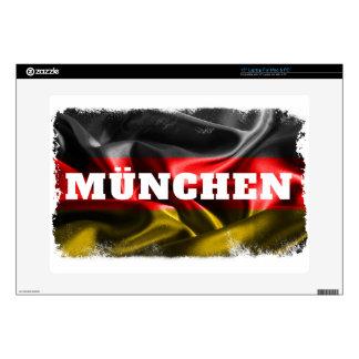 München Calcomanía Para 38,1cm Portátil