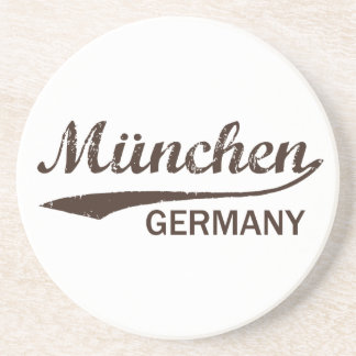 Munchen Germany coasters