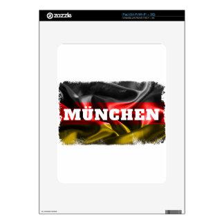 München iPad Calcomanía
