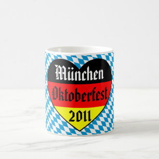 München Oktoberfest 2011 Germany Mug