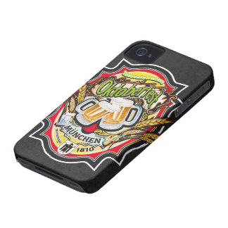 München Oktoberfest Edition iPhone 4 Case-Mate Carcasas
